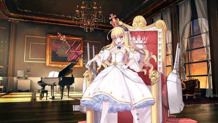 クイーン・エリザベス「女王さまの舞踏会」