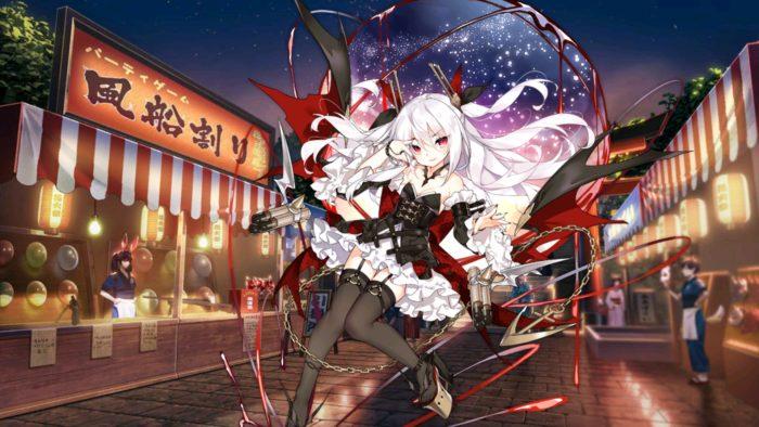ヴァンパイア「夜姫の正装」