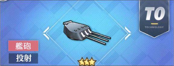 305mm三連装砲Model1907